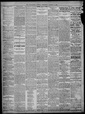 The Indianapolis Journal from Indianapolis, Indiana on January 7, 1903 · Page 6