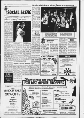 The Marengo Beacon News from Marengo, Illinois on December 17, 1981 · Page 6