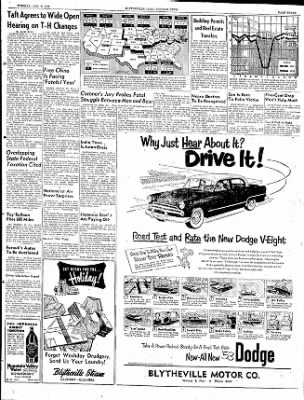 The Courier News from Blytheville, Arkansas on January 6, 1953 · Page 3