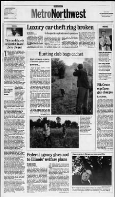 Chicago Tribune from Chicago, Illinois on October 3, 1995 · Page 121