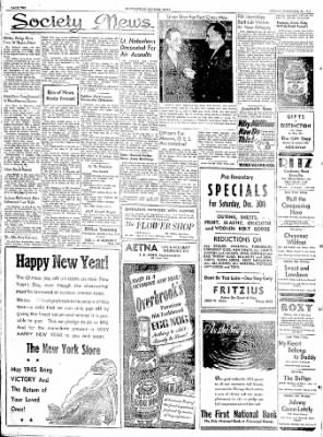 The Courier News from Blytheville, Arkansas on December 29, 1944 · Page 2