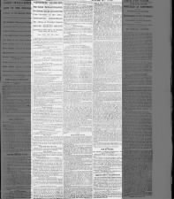 Account of Gettysburg Address and dedication as covered by a Pennsylvania newspaper