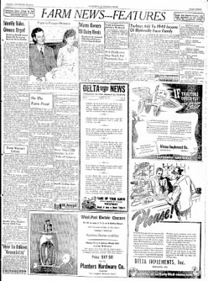 The Courier News from Blytheville, Arkansas on December 29, 1944 · Page 3