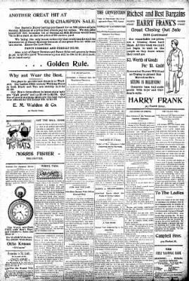 Logansport Pharos-Tribune from Logansport, Indiana on June 6, 1896 · Page 8