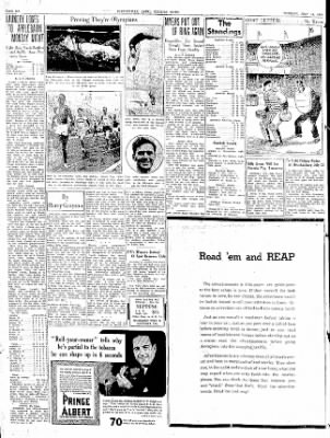 The Courier News from Blytheville, Arkansas on July 14, 1936 · Page 6