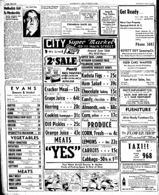 The Courier News from Blytheville, Arkansas on May 23, 1946 · Page 14