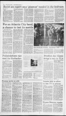 The Philadelphia Inquirer from Philadelphia, Pennsylvania on December 30, 1988 · Page 46