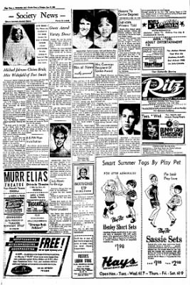 The Courier News from Blytheville, Arkansas on June 13, 1966 · Page 4
