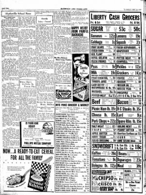 The Courier News from Blytheville, Arkansas on May 12, 1938 · Page 2