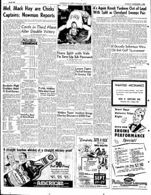 The Courier News from Blytheville, Arkansas on September 4, 1951 · Page 6