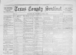Texas County Sentinel