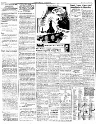 The Courier News from Blytheville, Arkansas on August 5, 1949 · Page 4