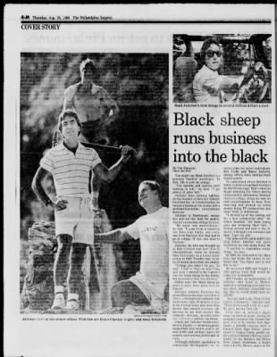 The Philadelphia Inquirer from Philadelphia, Pennsylvania on August 25, 1988 · Page 124