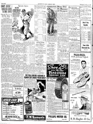 The Courier News from Blytheville, Arkansas on May 12, 1938 · Page 6
