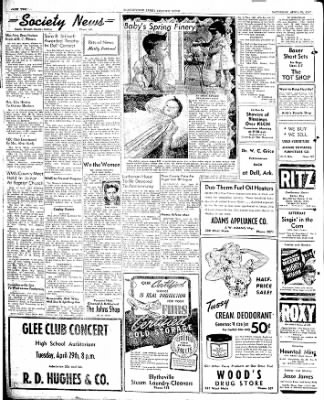 The Courier News from Blytheville, Arkansas on April 26, 1947 · Page 2