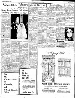 The Courier News from Blytheville, Arkansas on January 7, 1953 · Page 3