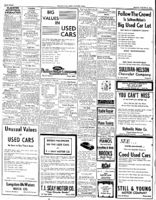 The Courier News from Blytheville, Arkansas on August 5, 1949 · Page 8
