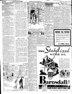 The Courier News from Blytheville, Arkansas on October 15, 1930 · Page 4