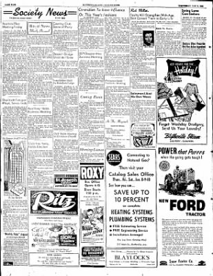 The Courier News from Blytheville, Arkansas on January 7, 1953 · Page 4