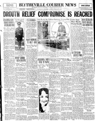 The Courier News from Blytheville, Arkansas on February 7, 1931 · Page 1