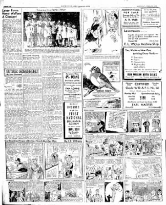 The Courier News from Blytheville, Arkansas on April 26, 1947 · Page 6