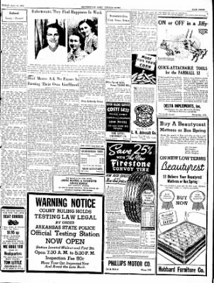 The Courier News from Blytheville, Arkansas on May 13, 1938 · Page 3