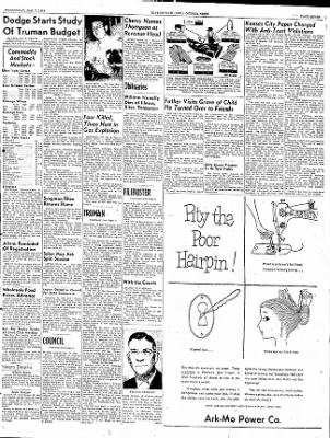 The Courier News from Blytheville, Arkansas on January 7, 1953 · Page 7