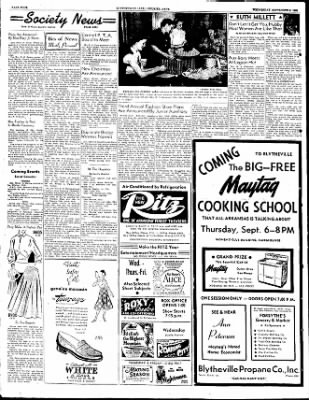 The Courier News from Blytheville, Arkansas on September 5, 1951 · Page 4