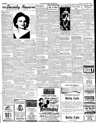 The Courier News from Blytheville, Arkansas on August 6, 1949 · Page 2
