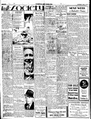 The Courier News from Blytheville, Arkansas on May 5, 1934 · Page 2