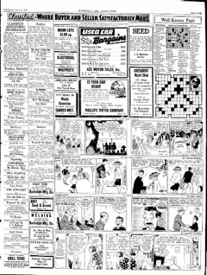 The Courier News from Blytheville, Arkansas on May 14, 1938 · Page 5