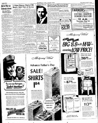 The Courier News from Blytheville, Arkansas on May 11, 1949 · Page 2