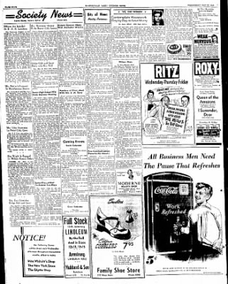 The Courier News from Blytheville, Arkansas on May 11, 1949 · Page 4