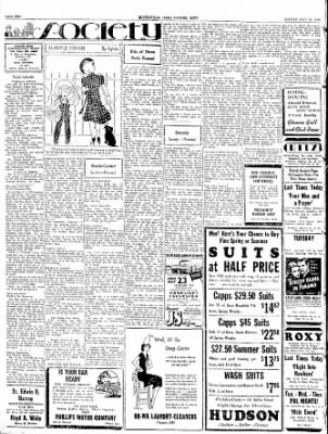 The Courier News from Blytheville, Arkansas on May 16, 1938 · Page 2