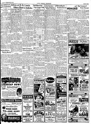 Alton Evening Telegraph from Alton, Illinois on February 6, 1945 · Page 9