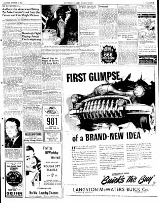 The Courier News from Blytheville, Arkansas on August 8, 1949 · Page 5