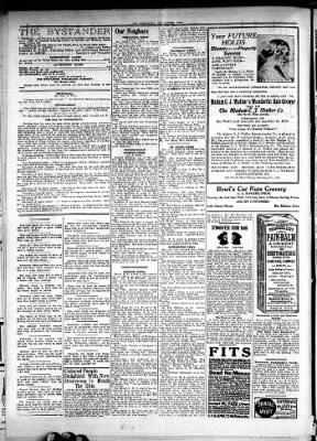 The Bystander from Des Moines, Iowa on June 30, 1921 · Page 2