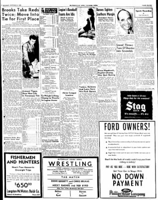 The Courier News from Blytheville, Arkansas on August 8, 1949 · Page 7