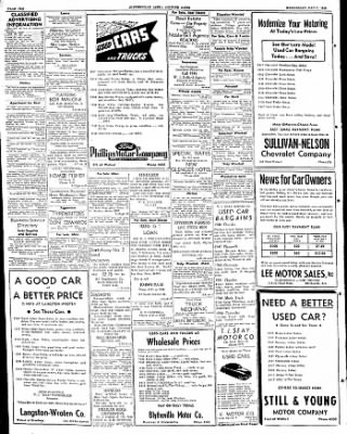 The Courier News from Blytheville, Arkansas on May 11, 1949 · Page 10