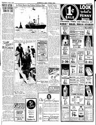 The Courier News from Blytheville, Arkansas on May 9, 1934 · Page 3