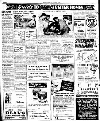 The Courier News from Blytheville, Arkansas on May 28, 1946 · Page 6