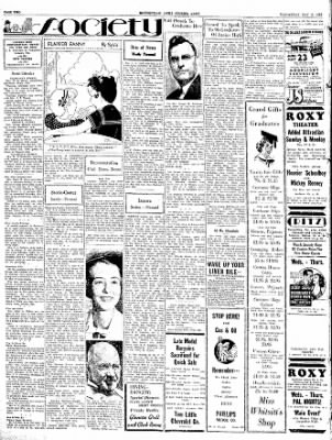 The Courier News from Blytheville, Arkansas on May 18, 1938 · Page 2