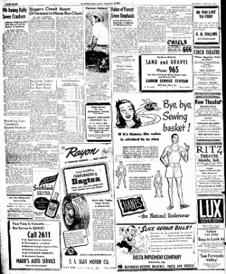 The Courier News from Blytheville, Arkansas on May 28, 1946 · Page 8