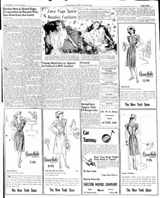The Courier News from Blytheville, Arkansas on April 30, 1947 · Page 5