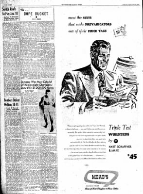 The Courier News from Blytheville, Arkansas on January 5, 1945 · Page 8