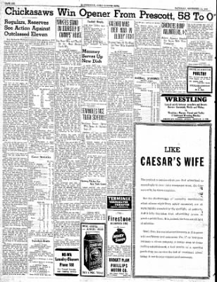 The Courier News from Blytheville, Arkansas on September 16, 1939 · Page 6