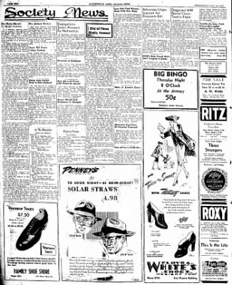 The Courier News from Blytheville, Arkansas on May 29, 1946 · Page 2