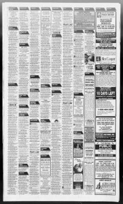 The Baltimore Sun From Baltimore Maryland On January 4 2000