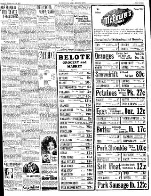 The Courier News from Blytheville, Arkansas on February 13, 1931 · Page 3