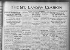 St. Landry Clarion